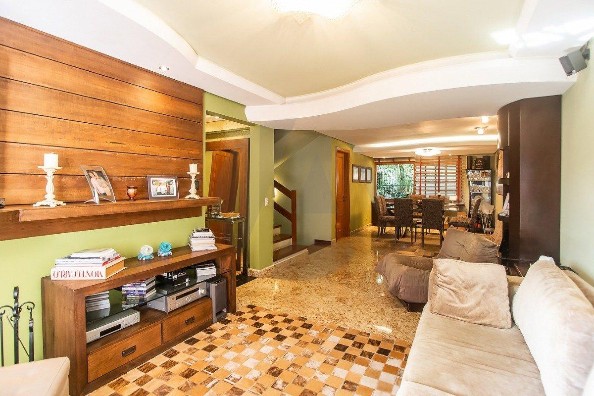 Casa em Condominio Chácara Das Pedras Porto Alegre